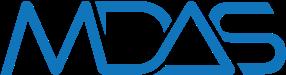 MDAS Logo blue
