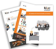 Bankett Software Broschüre